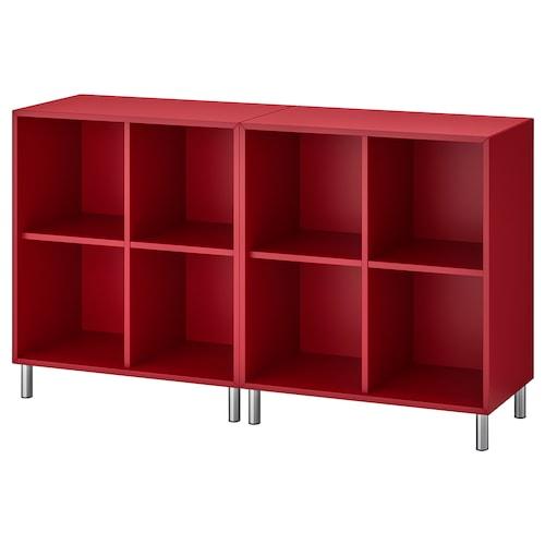 IKEA EKET Combinaţie dulap+picioare