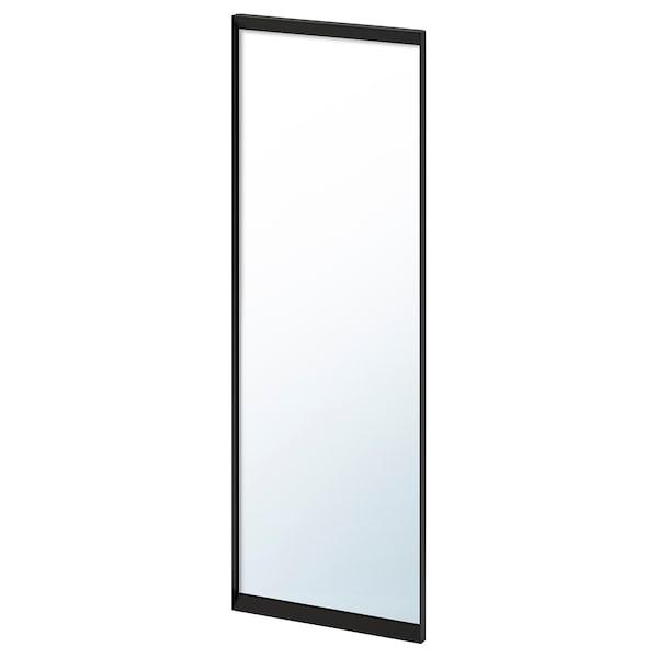 ENHET Oglindă suspendată pentru cadru, antracit, 25x4.5x75 cm