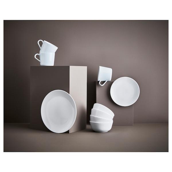 FLITIGHET Bol, alb, 14 cm
