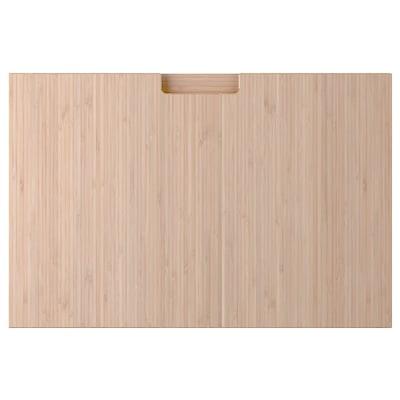 FRÖJERED Front sertar, bambus deschis, 60x40 cm