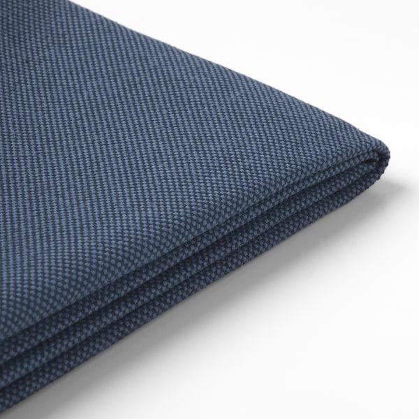 FRÖSÖN Husă pernă șezut/spate, exterior albastru, 116x45 cm