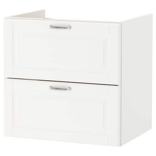 IKEA GODMORGON Mască lavoar cu 2 sertare
