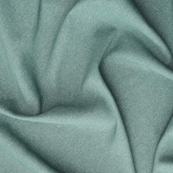 HANNALENA Draperii semiopace, 2 buc., verde-albastru, 145x300 cm