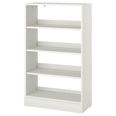 HAVSTA Etajeră cu plintă, alb, 81x37x134 cm