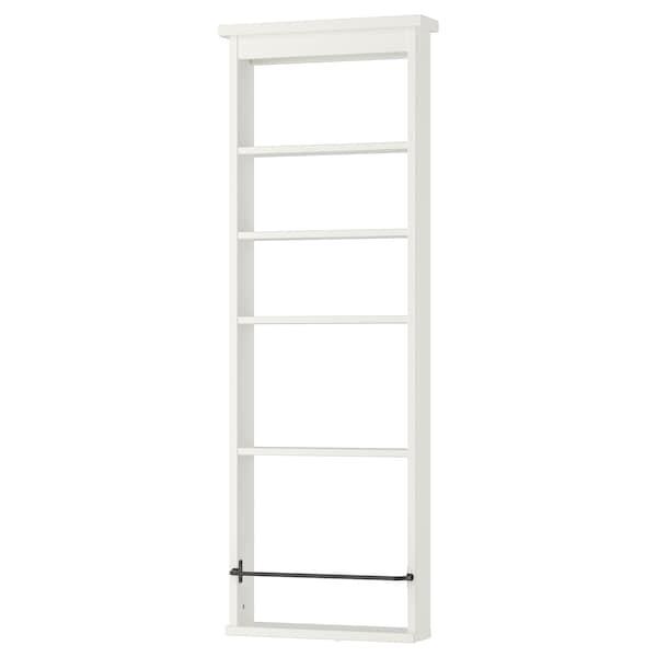 HEMNES Etajeră, alb, 42x118 cm