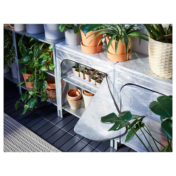 HYLLIS Etajeră, interior/exterior, 60x27x74 cm