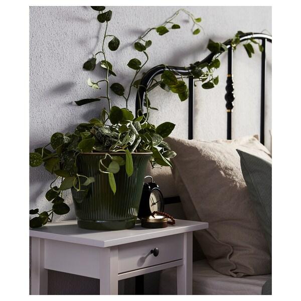 KAMOMILL ghiveci interior/exterior verde 21 cm 26 cm 19 cm 24 cm