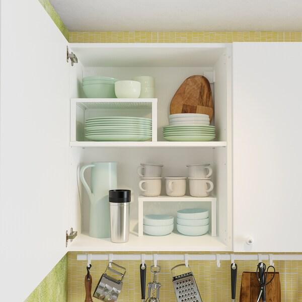 KNOXHULT bucătărie alb 220.0 cm 61.0 cm 220.0 cm