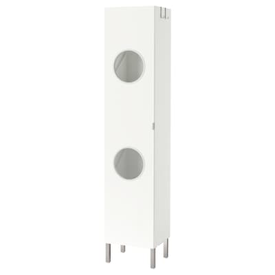 LILLÅNGEN Dulap rufe, alb, 40x38x194 cm