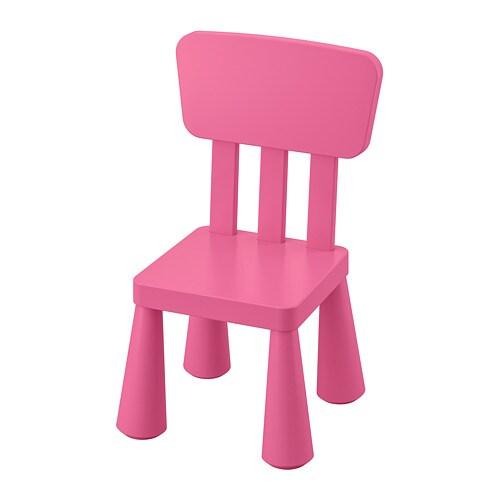 Scaune Din Plastic Pentru Copii.Mammut Scaun Pentru Copii Interior Exterior Roz