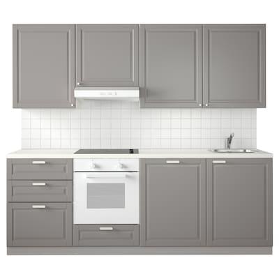 METOD Bucătărie, 240x60x228 cm