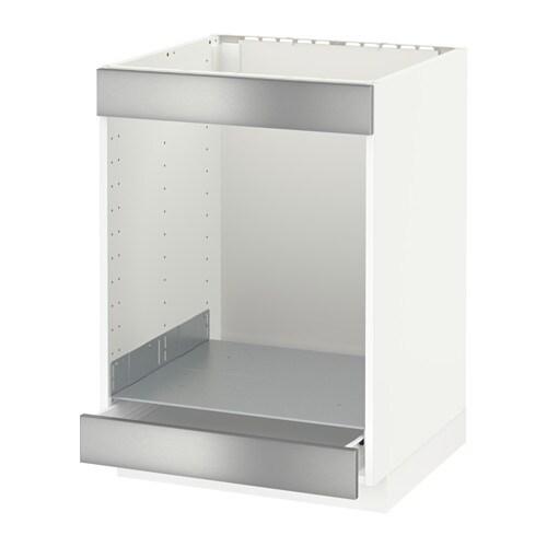 metod f rvara corp baz plit cuptor sertar grevsta inox ikea. Black Bedroom Furniture Sets. Home Design Ideas