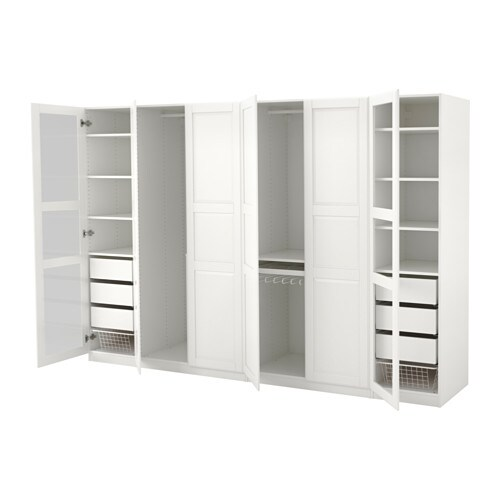 pax dulap 300x60x201 cm balamale standard ikea. Black Bedroom Furniture Sets. Home Design Ideas