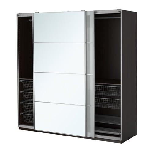 pax dulap 200x66x201 cm ikea. Black Bedroom Furniture Sets. Home Design Ideas
