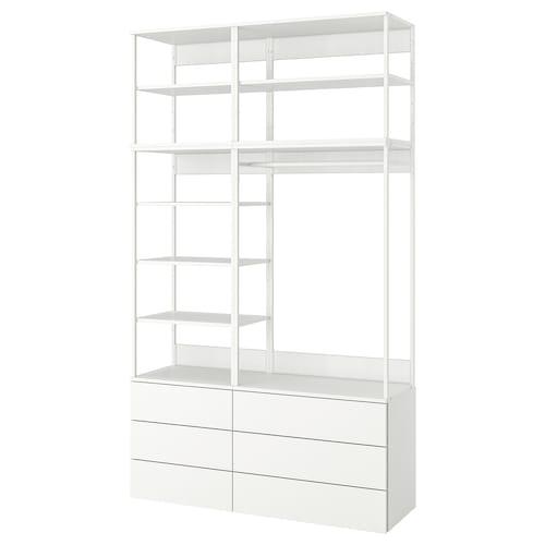 IKEA PLATSA Dulap cu 6 sertare