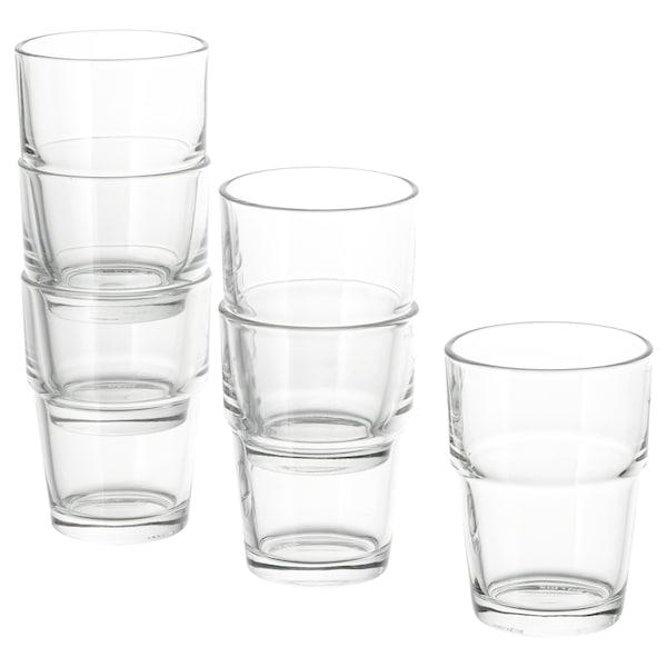 REKO Pahar, sticlă transparentă, 17 cl