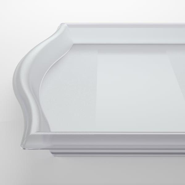 SMULA Tavă, transparent, 52x35 cm