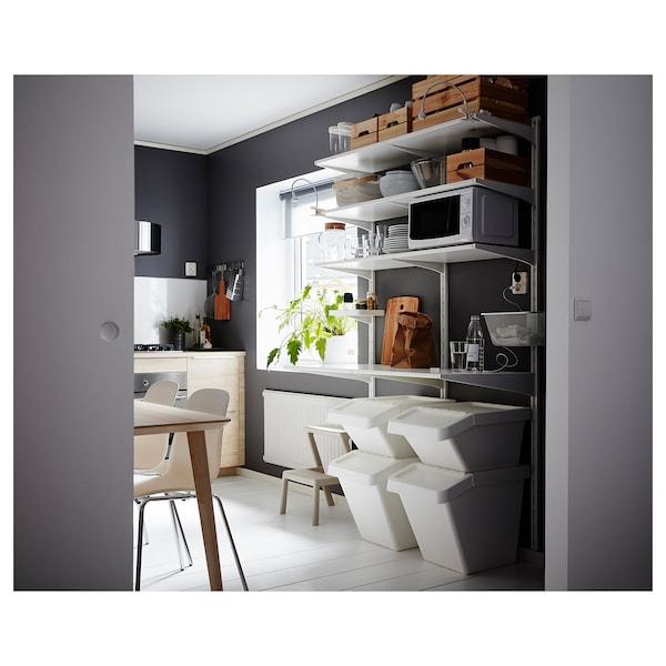 IKEA SORTERA Coş sortare deşeuri+capac