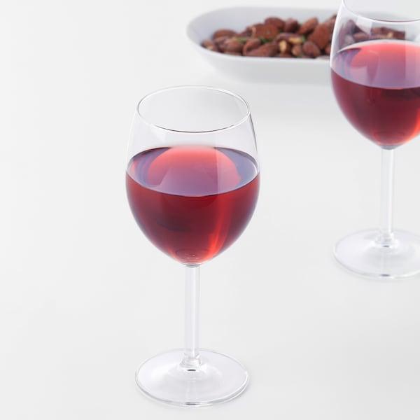 SVALKA Pahar vin, sticlă transparentă, 30 cl