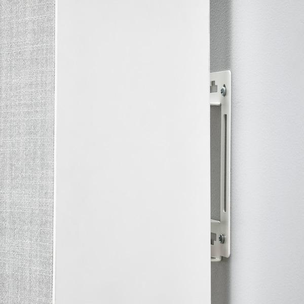 SYMFONISK Consolă perete, reglabil/alb