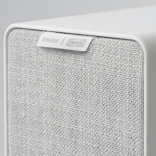 SYMFONISK / SYMFONISK boxă WiFi cu consolă alb 10 cm 15 cm 31 cm