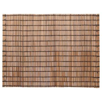 TOGA Suport farfurie, bambus, 35x45 cm