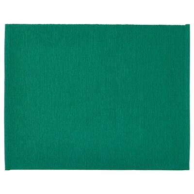 UTBYTT Suport farfurie, verde închis, 35x45 cm