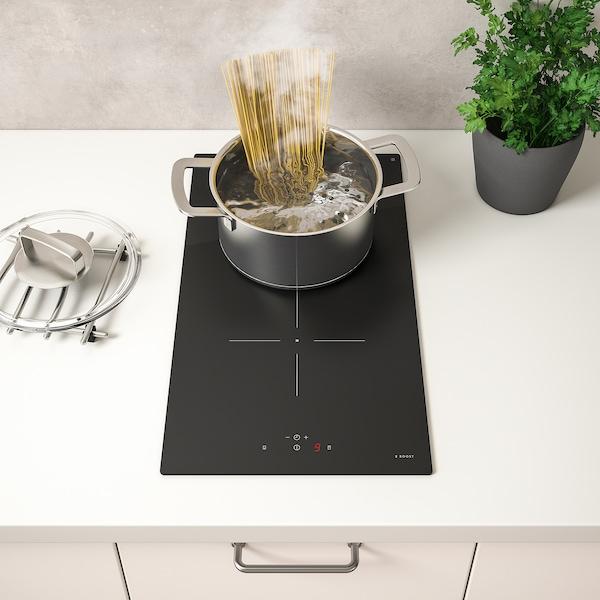 VÄLBILDAD Plită cu inducţie, IKEA 300 negru, 29 cm