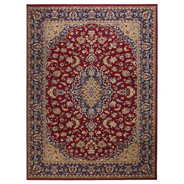 VEDBÄK Covor, fir scurt, multicolor, 170x230 cm
