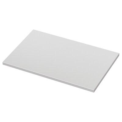 VISKAN blat gri 62 cm 40 cm 2.0 cm