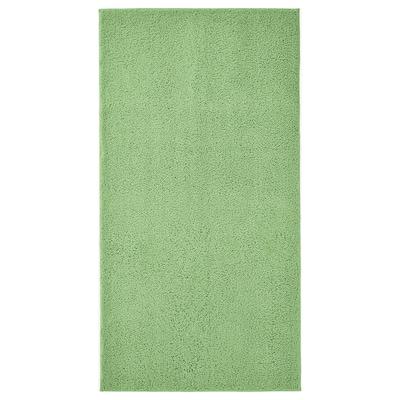 VONGE Covor, fir lung, verde deschis, 78x150 cm
