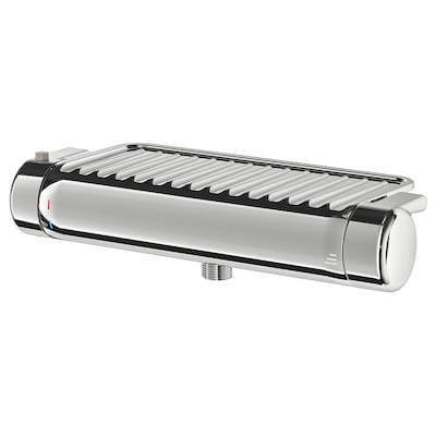 VOXNAN Baterie duş/termostat, cromat, 150 mm