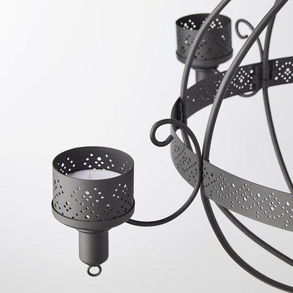 IKEA ÄPPELVIKEN Svećnjak, 4 kraka