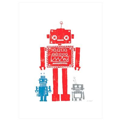 BILD Poster, Izvinite, g. Robote, 50x70 cm