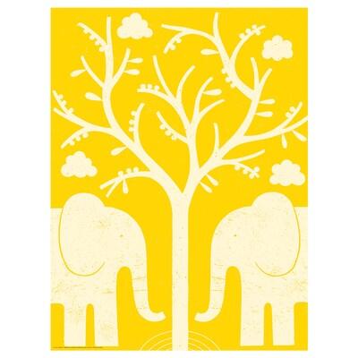 BILD Poster, Šumska stvorenja 3, 30x40 cm