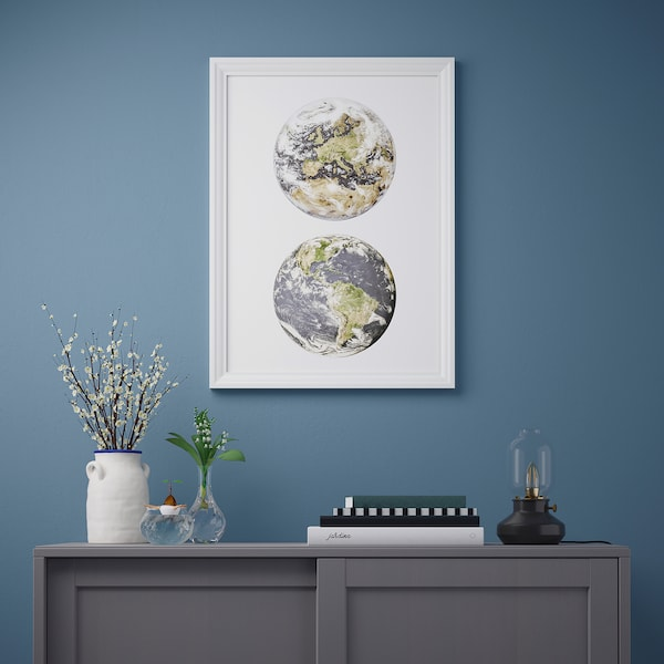 BILD Poster, Zemlja, 50x70 cm