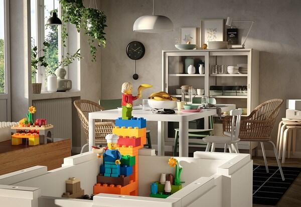 BYGGLEK LEGO® kocke, 201 kom., raznobojno