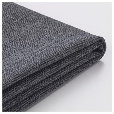 DELAKTIG Navlaka za naslon/jastuk, Hillared boja antracita