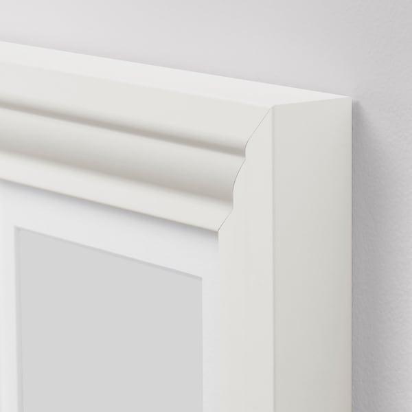 EDSBRUK Ram, bela, 13x18 cm
