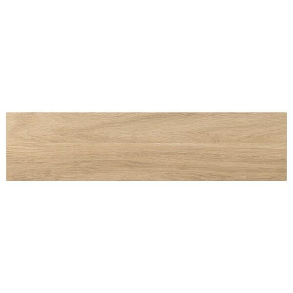 ENHET Front fioke, im. hrastovine, 60x15 cm