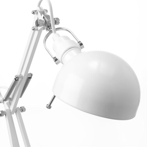 FORSÅ Radna lampa, bela