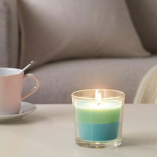 IKEA FORTGÅ Mirisna sveća u čaši
