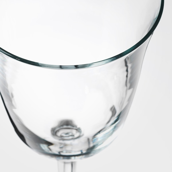 FRAMTRÄDA Vinska čaša, bistro staklo, 30 cl