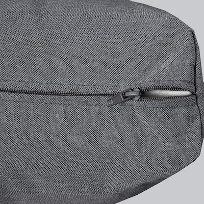 FRIHETEN Zaštitna navlaka za sofu ležaj, Vissle siva