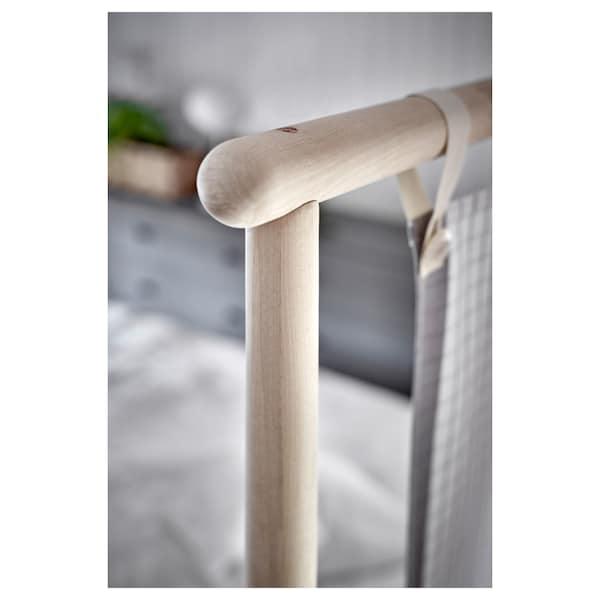 GJÖRA Okvir kreveta, breza/Lönset, 160x200 cm