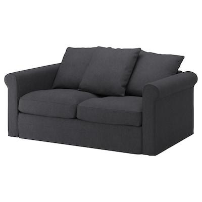 GRÖNLID Sofa dvosed, Sporda tamnosiva