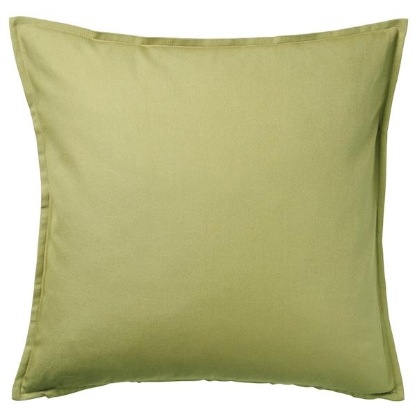 GURLI Navlaka za jastučić, maslinastozelena, 50x50 cm