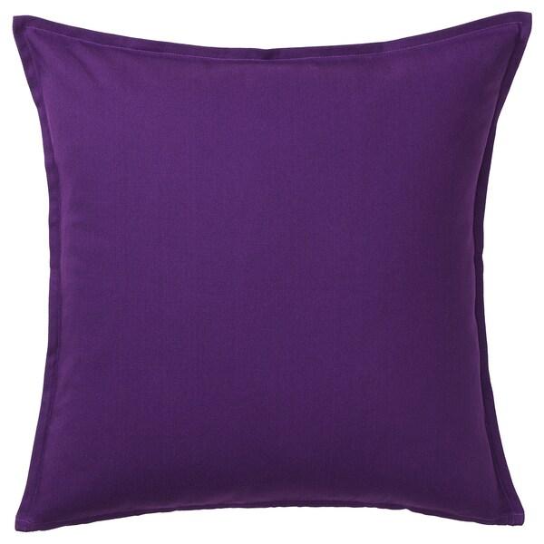 GURLI Navlaka za jastučić, tamnolila, 50x50 cm