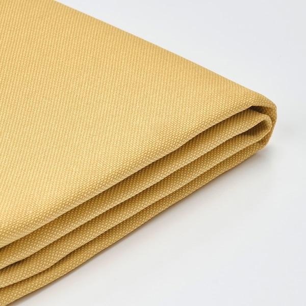 HENRIKSDAL Navlaka barske stolice s naslonom, Orrsta zlatno-žuta