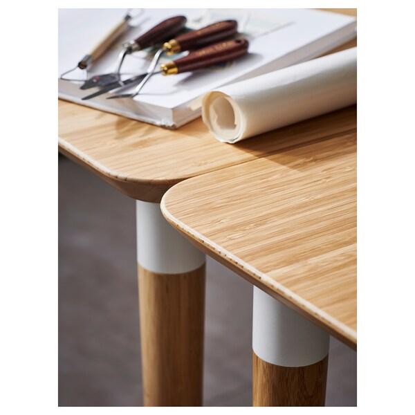HILVER Kupasti nogar, bambus, 70 cm